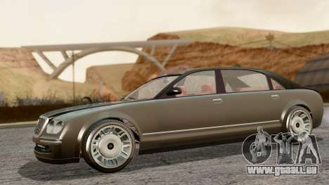 GTA 5 Enus Cognoscenti L IVF pour GTA San Andreas