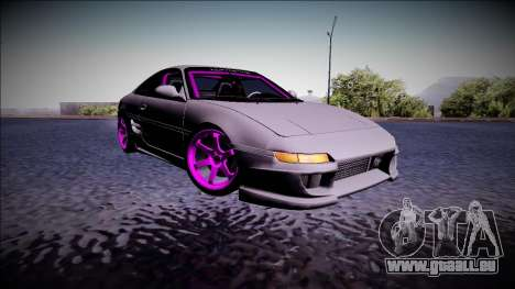 Toyota MR2 Drift Monster Energy pour GTA San Andreas laissé vue