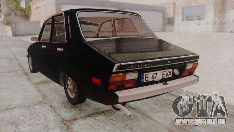 Dacia 1310 1979 pour GTA San Andreas laissé vue