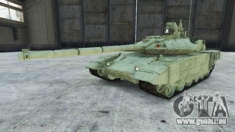 GTA 5 T-90MS rechte Seitenansicht