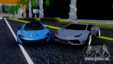 Memorize Project X für GTA San Andreas her Screenshot