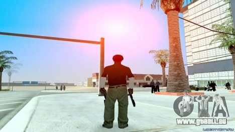 Timecyc & Colormod pour GTA San Andreas
