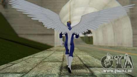 Marvel Heroes - Angel pour GTA San Andreas troisième écran