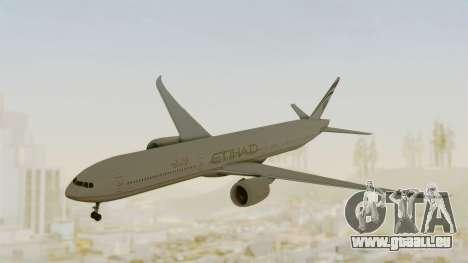 Boeing 777-9x Etihad Airways pour GTA San Andreas