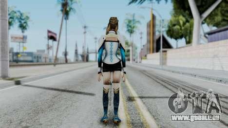 Wang Yuanji DW7 v1 für GTA San Andreas dritten Screenshot