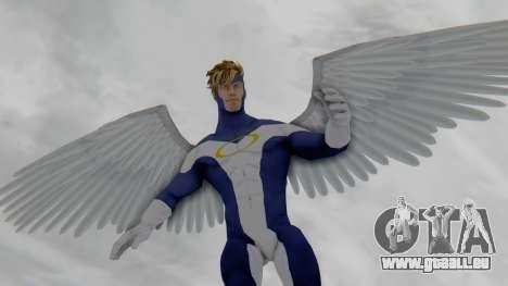 Marvel Heroes - Angel für GTA San Andreas