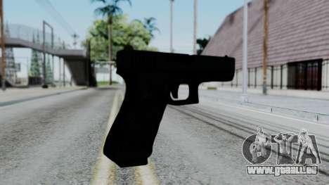 Glock 18 für GTA San Andreas zweiten Screenshot