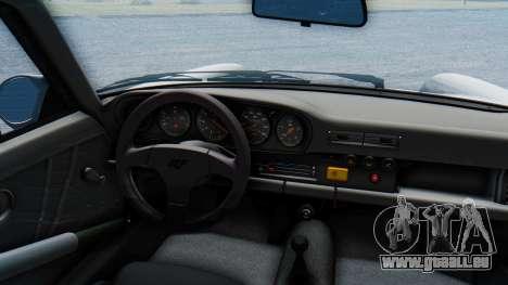 RUF CTR Yellowbird 1987 v1.1 Another Edition für GTA San Andreas Rückansicht