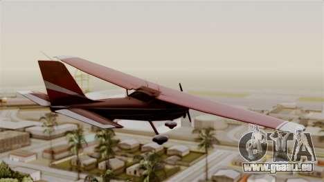 GTA 5 Jobuilt Mammatus für GTA San Andreas linke Ansicht