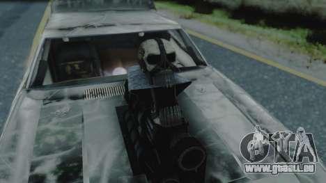 Razor Cola v1.0 für GTA San Andreas Innenansicht
