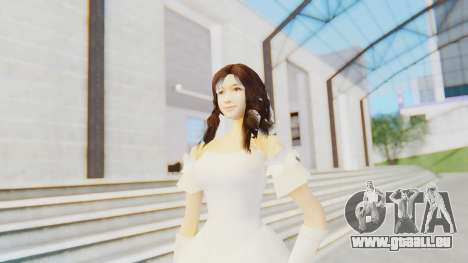 Lin Chi-Ling Bride Outfit pour GTA San Andreas
