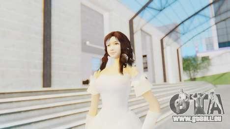 Lin Chi-Ling Bride Outfit für GTA San Andreas
