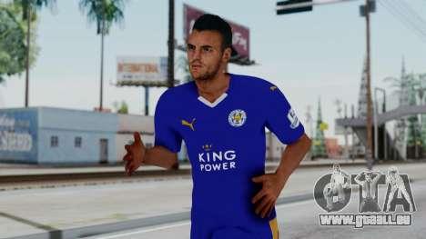 Jamie Vardy - Leicester City 2015-16 für GTA San Andreas