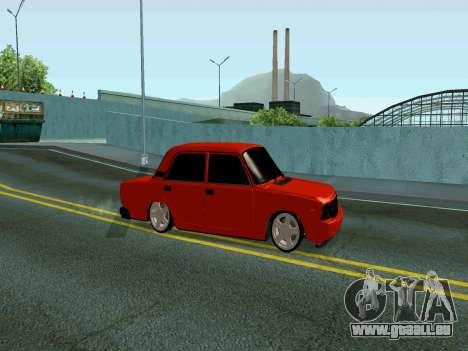 VAZ 2107 Rang Rover Edition für GTA San Andreas linke Ansicht