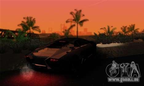 EnbUltraRealism v1.3.3 pour GTA San Andreas quatrième écran