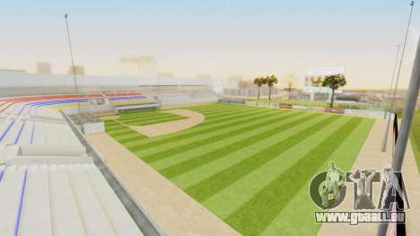 Stadium LV für GTA San Andreas her Screenshot