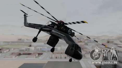 GTA 5 HVY Skylift für GTA San Andreas