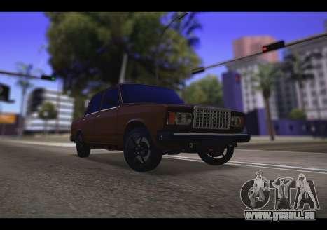 VAZ 2107 Oper für GTA San Andreas