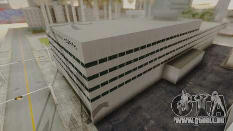 Hospital LS für GTA San Andreas dritten Screenshot