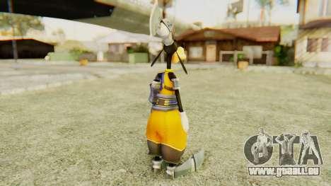 Kingdom Hearts 1 Goofy Disney Castle pour GTA San Andreas troisième écran