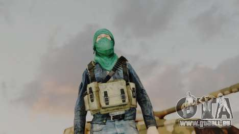 Somalia Militia pour GTA San Andreas