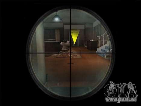 Eine Reihe von Russischen Waffen für GTA San Andreas zehnten Screenshot
