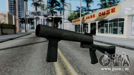 Vice City Beta Grenade Launcher pour GTA San Andreas