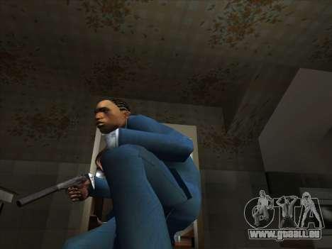 Eine Reihe von Russischen Waffen für GTA San Andreas achten Screenshot
