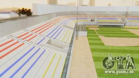 Stadium LV pour GTA San Andreas troisième écran