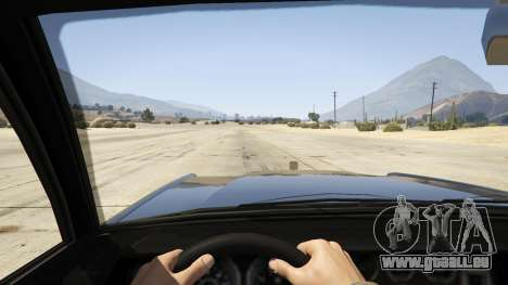 GTA 5 GTA 4 Marbella vue arrière