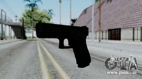 Glock 18 für GTA San Andreas