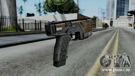CoD Black Ops 2 - KAP-40 für GTA San Andreas zweiten Screenshot