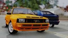 Audi Quattro Coupe 1983