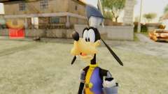 Kingdom Hearts 1 Goofy Disney Castle