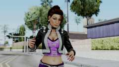 Shaundi from Saints Row