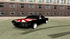 BMW 3.0 CSL JDM Style
