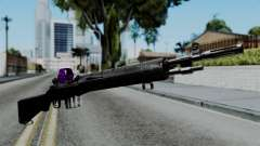 Purple Rifle pour GTA San Andreas