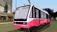 GTA 5 Metrotrain