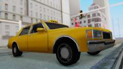 Taxi Version of LV Police Cruiser