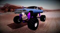 GTA 4 Emperor Monster Truck