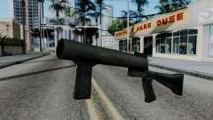Vice City Beta Grenade Launcher