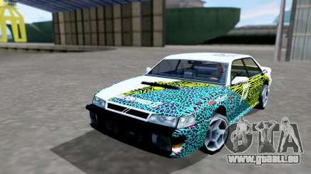 Sultan 4 Drift Drivers V2.0 pour GTA San Andreas
