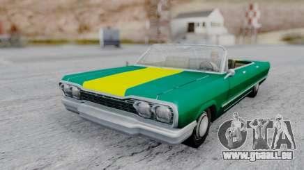 Savanna F&F4 Chevy PJ pour GTA San Andreas