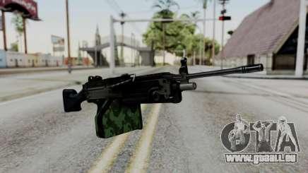 MG4 für GTA San Andreas