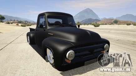 Ford FR100 1953 für GTA 5