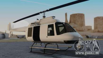 GTA 5 Buckingham Maverick für GTA San Andreas