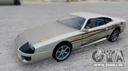 Jester F&F4 RX-7 PJ für GTA San Andreas