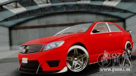 GTA 5 Benefactor Schafter V12 IVF für GTA San Andreas