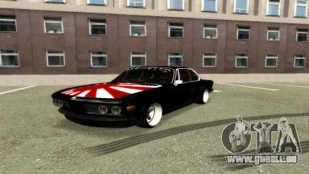 BMW 3.0 CSL JDM Style pour GTA San Andreas