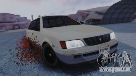 GTA 5 Vulcar Ingot für GTA San Andreas